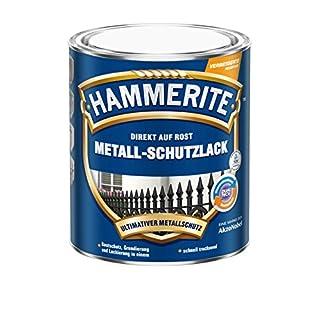 AKZO NOBEL (DIY HAMMERITE) Metall-Schutzlack silber glänzend 0,750 L  5087587