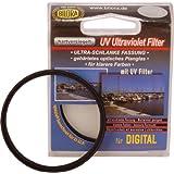 Bilora - Filtro UV de perfil bajo, 52 mm