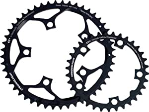 Stronglight CT2 5-Arm 110mm Chainring. Ceramic Teflon Coated Alloy, 10/11 Speed Shimano/SRAM Compatible