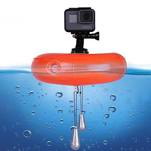 Descripción:Por favor, mantén el ángulo de inclinación de tu cámara unos -5° a 5° para una mejor perspectiva.El aire dentro del flotador puede ser liberado cuando no se utiliza, ocupa poco espacio, fácil y conveniente para llevar y almacenar.Especifi...