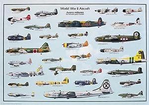 International Publishing Art Stones - Puzzle de Aviones de la Segunda Guerra Mundial (1000 Piezas)