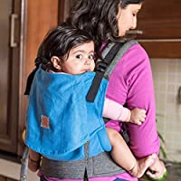 Kol Kol Baby Carrier Electric Blue Compact (6 Months - 3.5 Years)