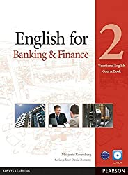 English for Banking & Finance 2 Course Book with CD-ROM (Vocational English Series) by Marjorie Rosenberg (2013-03-04)