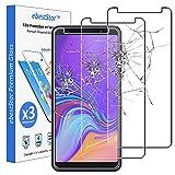 ebestStar - [Compatibile con x3 Vetro Temperato Samsung Galaxy A7 2018 SM-A750F [159.8 x 76.8 x 7.5mm, 6.0''] Protezione Schermo Pacco da 3 Pellicole Anti Shock, Anti Rottura, Anti graffio