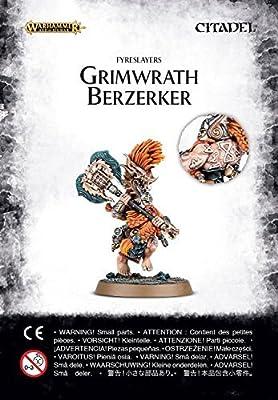 Fyreslayers Grimwrath Berzerker 84-20 - Age of Sigmar