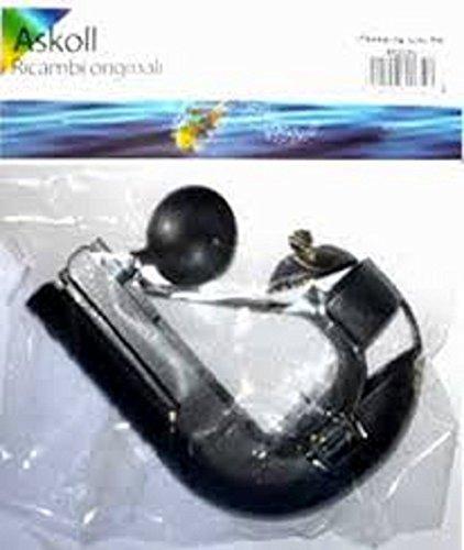 Askoll 952050 952050 Pièce de Rechange pour Passants de tuyaux pour Tous Les filtres Pratiko