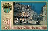 Blechschild Nostalgieschild 4711 Aus der Glockengasse Köln Parfum Werbeschild Kosmetik Schild