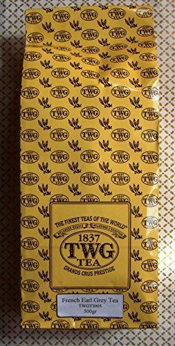 TWG Singapore - The Finest Teas of the World - French Earl Grey - 500gr Bulk BAG