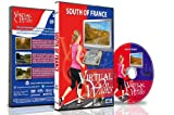 Virtuelle Spaziergänge - Südfrankreich für Innen Walking, Laufband und Rad-Training