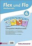 Flex und Flo - Ausgabe 2014: Themenhefte 4 Paket: Themenhefte als Verbrauchsmaterial -