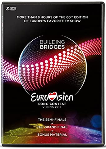 Various Artists - Eurovision Song Contest Vienna 2015 [3 DVDs] (Eurovision Songcontest)