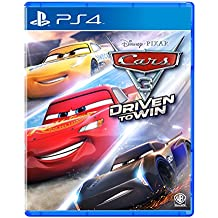 Cars 3: Driven To Win - [Playstation 4]