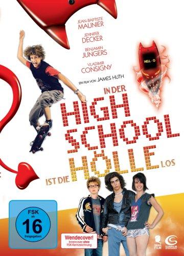 Bild von In der Highschool ist die Hölle los