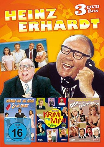 Heinz Erhardt - DVD Box mit 3 DVDs
