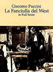 [(Fanciulla del West in Full Score)] [By (author) Giacomo Puccini] published on (May, 2012)