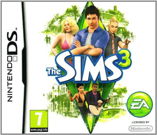 Die Sims 3 [PEGI] (Spiele Ds Sims)