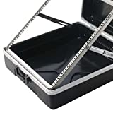 Stagg ABS-FMR Coffre Etui ABS avec rack 19\