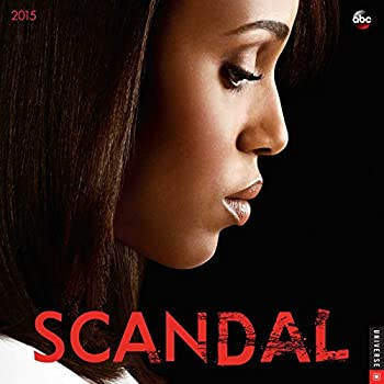 Scandal 2015 Wall Calendar