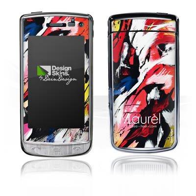 DeinDesign LG GD900 Crystal Case Skin Sticker aus Vinyl-Folie Aufkleber Laurèl Art Phone Laurel Crystal Laurel