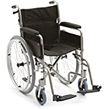 Drive Medical LAWC001 18-inch Lightweight Aluminium Self Propel Wheelchair
