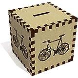 Azeeda 'Fahrrad' Sparbüchse / Spardose (MB00002140)