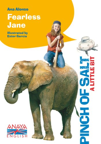 Fearless Jane (Literatura Infantil (6-11 Años) - Pinch Of Salt) (Spanish Edition)