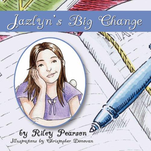 Jazlyn's Big Change Cover Image