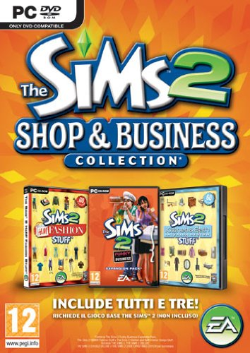 The Sims 2 Shop & Business Collection