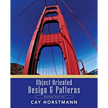 [(Object-oriented Design and Patterns)] [By (author) Cay S. Horstmann] published on (July, 2005)