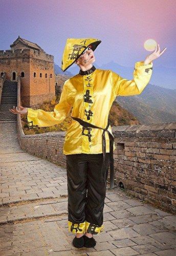 Imagen de disfraz de china para mujer talla única