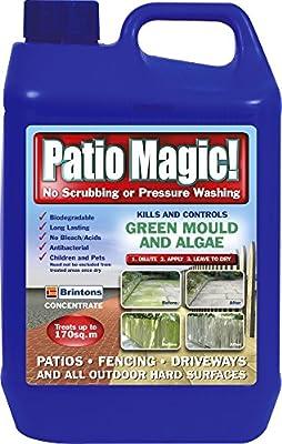 Patio Magic and Sprayer Bundle