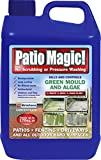 Kyпить Patio Magic Green Mould and Algae Killer Liquid Concentrate Bottle, 5 L на Amazon.co.uk