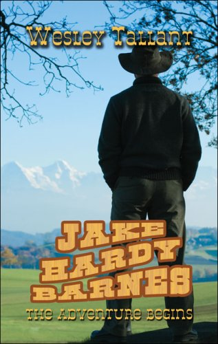 Jake Hardy Barnes Cover Image