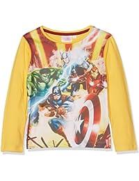 Marvel Jungen T-Shirt Avengers Thor Lightning