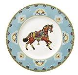 Villeroy & Boch Samarkand Aquamarin 22 cm Salad Plate