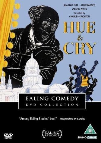 Bild von Hue And Cry [DVD] [1947] by Alastair Sim