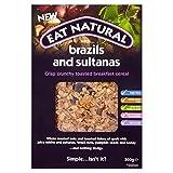 Eat Natural Del Brasile E Uvetta Cereali Per La Colazione 500g