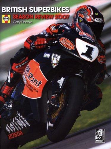 Official British Superbike Season Review 2007 por Gary Pinchin