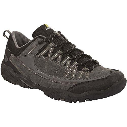 Trespass Taiga, Chaussures dAthlétisme Homme Gris