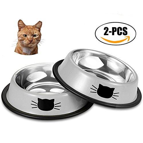 Brilliant pet food bowls