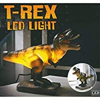 Dinosaur T-Rex Night Light Table Lamp