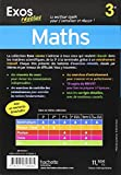 Image de Exos Resolus Maths 3E