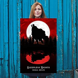 Berserk Poster - Sleepless nights shall begin
