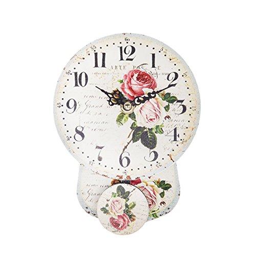 Small Wall Clocks Amazoncouk