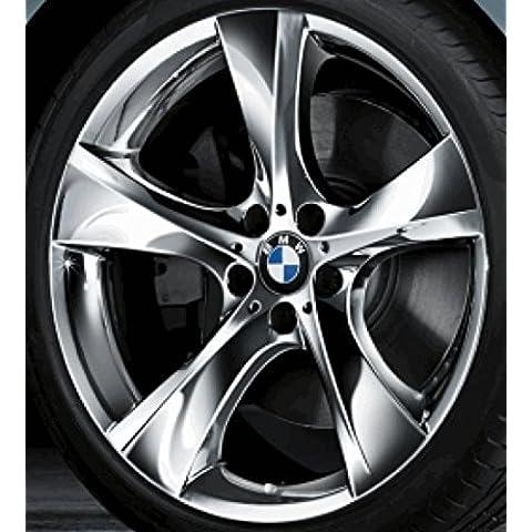 Borde de la rueda de aleación de BMW original BMW 3Series E90E91E92E93Star continúa 311frontal, versión de cromado en 19pulgadas