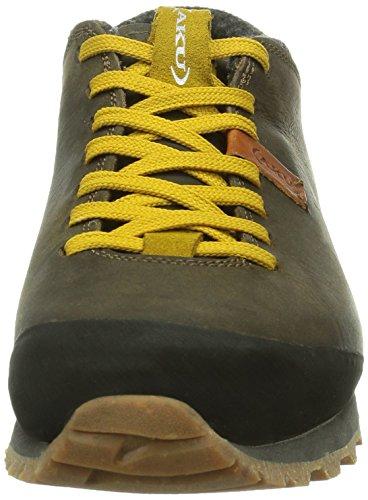 305 Amarelo Aku Aptidão Mont brown Exterior Castanhos Dk adulto Gtx Bella Unisexo Sapatos 6zq6wgO