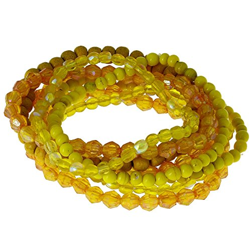 ShalinIndia Fashion Multi-Colour resin Bracelet for Girl