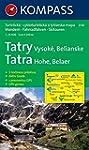 Hohe Tatra/ Vysoke Tatry: 1 : 25 000:...