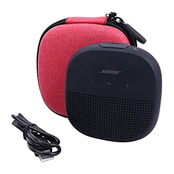 Hard Case For Bose Soundlink Micro Bluetooth Speaker By Aenllosi (Red) 6