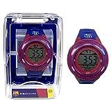 Seva Import 7001444 Reloj Barcelona, Azul, S